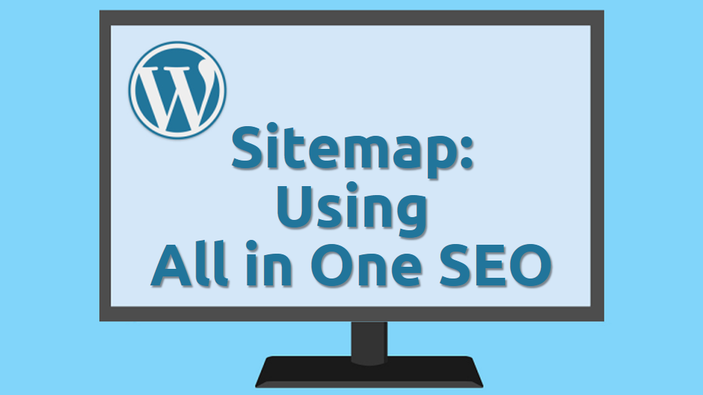 Sitemap: Using All in One SEO Plugin - Marion Black Online