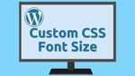 css font size