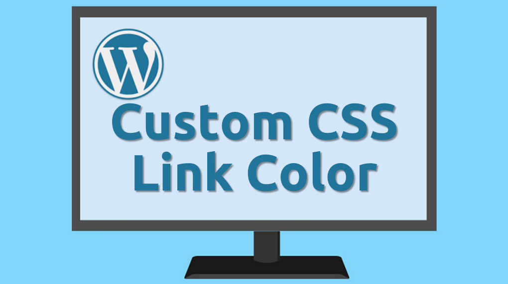 CSS Link Color