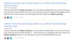 Duplicate Content in Google Alerts