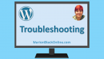 Troubleshooting a Live WordPress Site