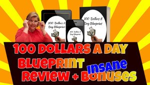 100 Dollars a Day Blueprint Thumbnail