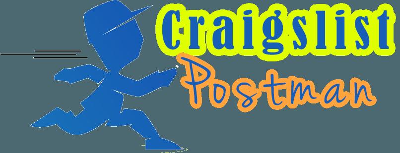 Craigslist Postman Logo