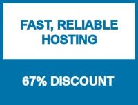 Hosting 67% Discount
