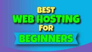 Hosting for Beginners